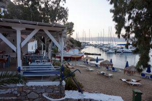 řecko, moře, Epidauros, dovolená, plachetnice, charter, spoluplavba