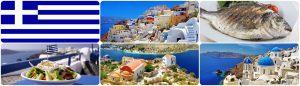 dovolená na plachetnici v Řecku