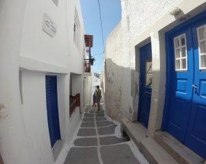 dovolená, plachetnice, Řecko
