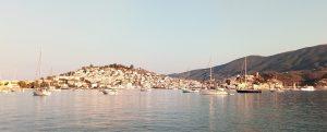Řecko, dovolená, plavba na lodi, plachetnice, moře