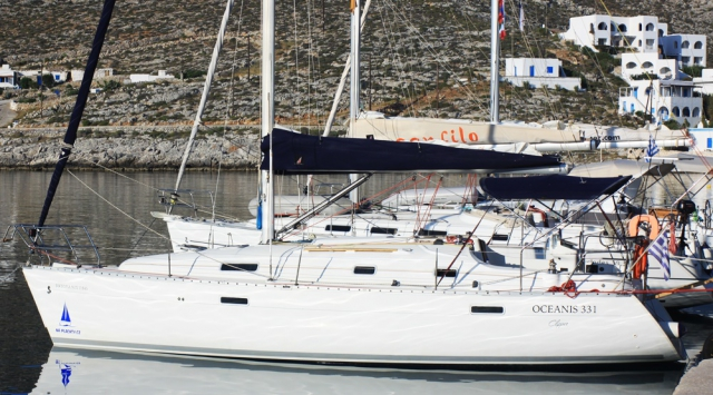 Plachetnici Victoria si můžete pronajmout i na klasický charter. Bude to báječná dovolená na lodi v Řecku.