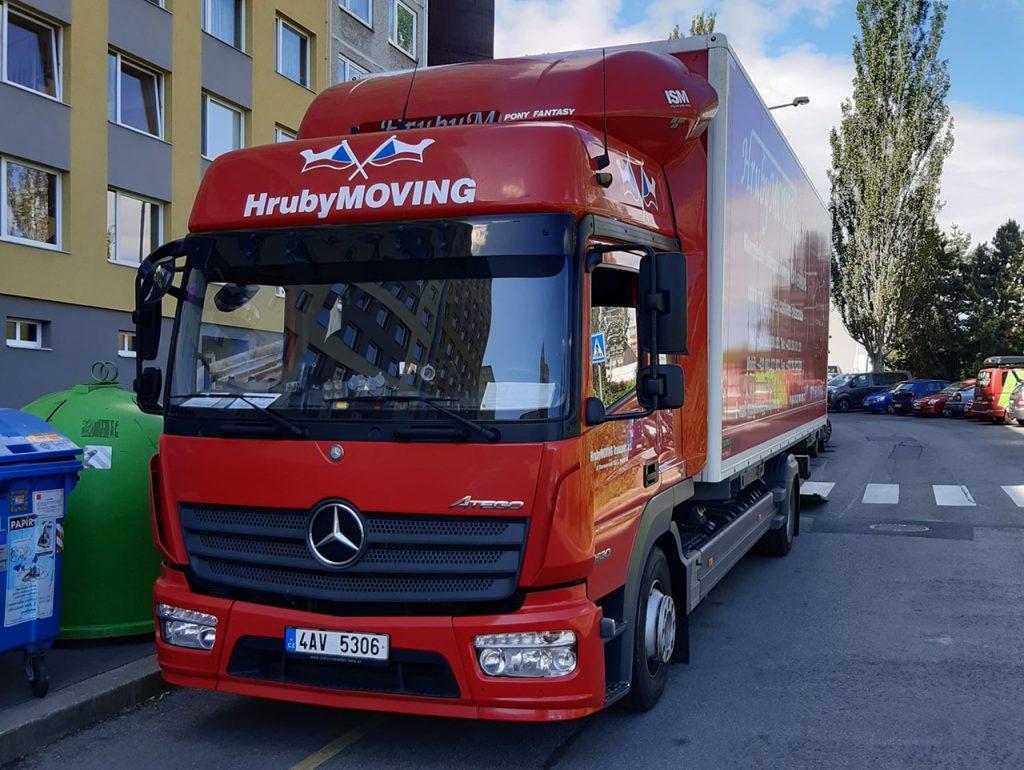 stěhování, autodoprava, kamiónová doprava, transport nábytku